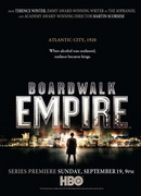 BOARDWALK EMPIRE Primera Temporada