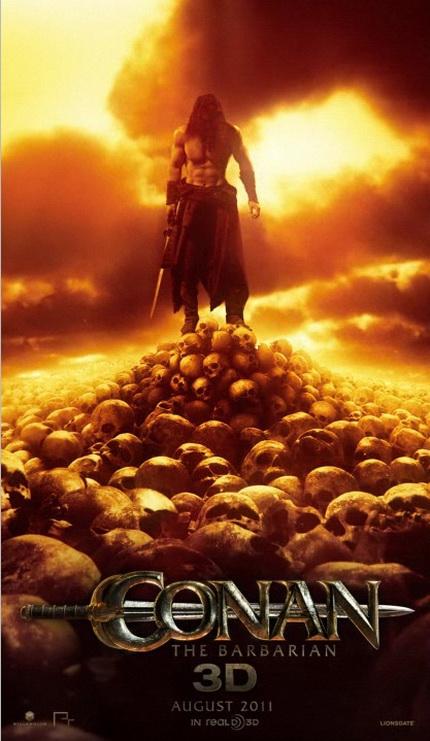 conan the barbarian 3d. for CONAN THE BARBARIAN